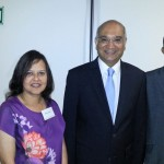 Attending BAME Conference 2013 with Keith Vaz MP