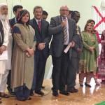 Ar Brent Eid Mela with communities