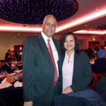 With Cllr Mo. Khurshid ex Leader of Labour Group - Hillingdon