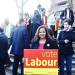Launch of Ealing Labour manifesto 2010