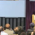Speaking at Meet & Greet Pre Pakistan Achievement Awards 2013 at TV Apex Studio