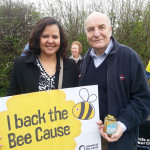Perivale Woods Open Day with Ealing North MP Steve Pound